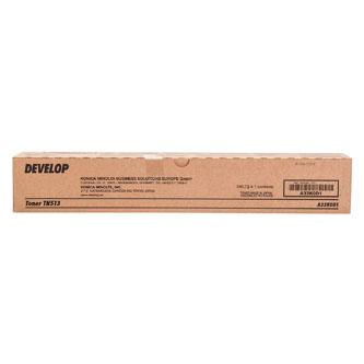 Develop originální toner A33K0D1, black, 35000str., TN-513, Develop Ineo 454e, 554e, O