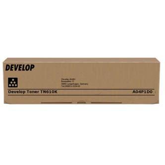 Develop originální toner A04P1D0, black, 35000str., TN-610K, Develop Ineo +6500