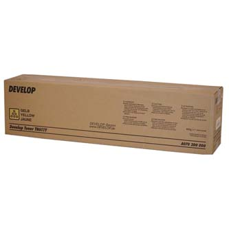 Develop originální toner A0702D0, yellow, 27000str., TN-611Y, Develop Ineo +550, +650