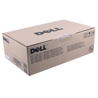 Dell originální toner 593-10493, black, 1500str., Y924, Dell 1235CN