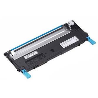 Dell originální toner 593-10494, cyan, 1000str., C815, Dell 1235CN