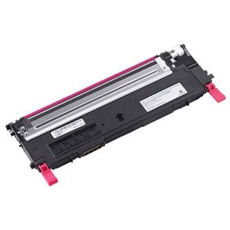 Dell originální toner 593-10495, magenta, 1000str., D593, Dell 1235CN