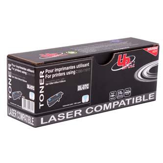 UPrint kompatibilní toner s 593-11021, cyan, 1400str., DL-07C, high capacity, pro Dell 1250, 1350, UPrint