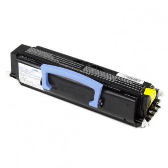 Dell originální toner 593-10040, black, 3000str., J3815, return, Dell 1700, 1710N