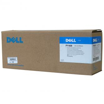 Dell originální toner 593-10238, black, 3000str., PY408, return, low capacity, Dell 1720, 1720DN