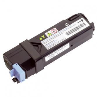 Dell originální toner 593-10322, 593-10314, yellow, 2500str., FM066, high capacity, Dell 2130CN