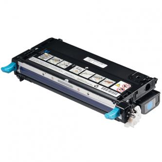 Dell originální toner 593-10166, cyan, 4000str., RF012, Dell 3110CN, 3115