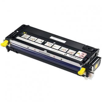 Dell originální toner 593-10168, yellow, 4000str., NF555, Dell 3110CN, 3115