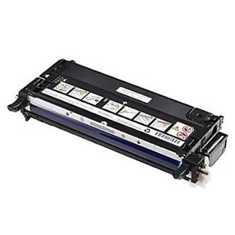 Dell originální toner 593-10293, black, 4000str., G910C, Dell 3130CN