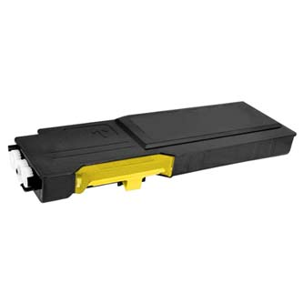 Dell originální toner 593-11120, yellow, 9000str., MD8G4, extra high capacity, Dell C3760n