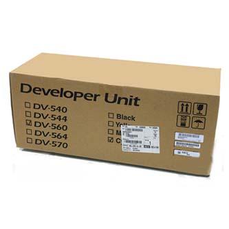 Kyocera originální developer DV-560C, cyan, 200000str., Kyocera FS-C5350DN,FS-C5350DN/KL3,FS-C5300DN,FS-C5200DN