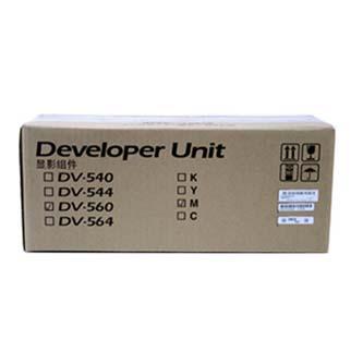 Kyocera originální developer DV-560M, magenta, 200000str., Kyocera FS-C5350DN,FS-C5350DN/KL3,FS-C5300DN,FS-C5200DN