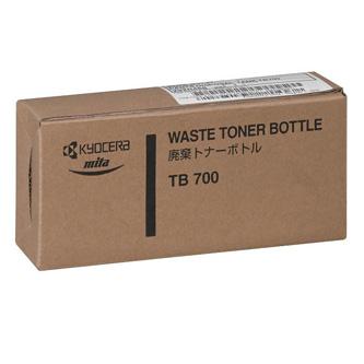 Kyocera originální waste box TB-700, 302BL93131, Kyocera FS-9100, 9500, TASKalfa420i, KM-3050, 4030, 4050, odpadní nádobka