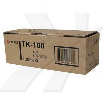 Kyocera originální toner TK100, black, 6000str., 370PU5KW, Kyocera KM-1500