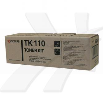 Kyocera originální toner TK110, black, 6000str., 1T02FV0DE0, Kyocera FS-720, 820, 920