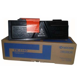 Kyocera Mita originální toner TK1140, black, 7200str., Kyocera Mita FS 1035MFP,
