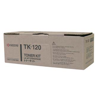 Kyocera Mita originální toner TK120, black, 7200str., Kyocera Mita FS-1030D