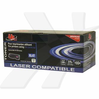 UPrint kompatibilní toner s TK120, black, 7200str., KL-07, pro Kyocera FS-1030D