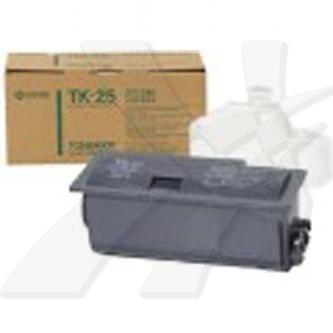 Kyocera originální toner TK25, black, 5000str., Kyocera FS-1200