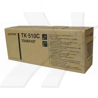 Kyocera originální toner TK510C, cyan, 8000str., 1T02F3CEU0, Kyocera FS-C5020N