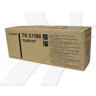 Kyocera originální toner TK510M, magenta, 8000str., 1T02F3BEU0, Kyocera FS-C5020N