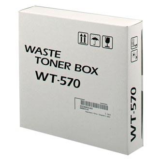 Kyocera originální odpadní nádobka WT-570, 15000str., 302HG93140, Kyocera FS-C5400DN