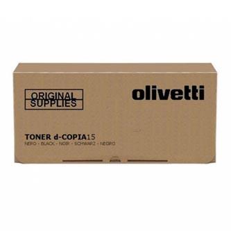 Olivetti originální toner B0360, black, Olivetti D-Copia 15, 20, O