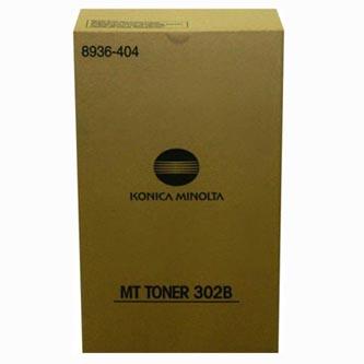 Konica Minolta originální toner 8936404, black, 5500str., 302B, Konica Minolta DI 200