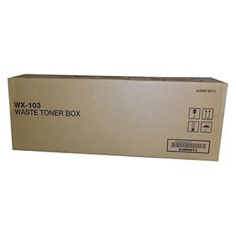 Konica Minolta originální odpadní nádobka A4NNWY1, A4NNWY3, A4NNWY4, WX-103, Bizhub C224,C284,C364,C454,C554,C308,C368,224,C258, 4