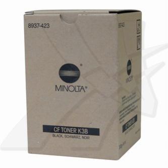 Konica Minolta originální toner 89374230, black, 10000str., CF K3B, Konica Minolta CF-1501, 2001, 300g
