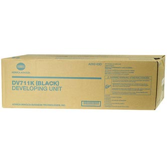 A2X2-03D, black, 1200000str., DV-711K, Konica Minolta bizhub C654