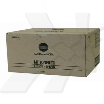Konica Minolta originální toner 8931810, black, 12000str., Konica Minolta EP-317