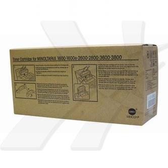 Konica Minolta originální toner 4152613, black, 8300str., Konica Minolta Fax MF-