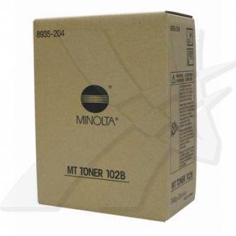 Konica Minolta originální toner MT102B, black, 12000str., 8935204, Konica Minolt