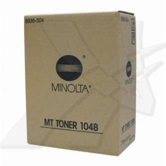 Konica Minolta originální toner 8936304, black, 15000str., MT104B, Konica Minolt