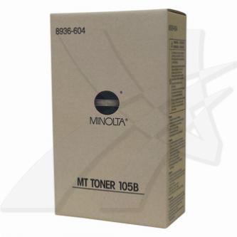 Konica Minolta originální toner 8936604, black, 11500str., MT105B, Konica Minolta Di181, 2x410g