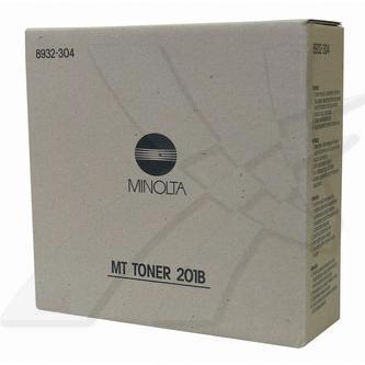 Konica Minolta originální toner 8932304, black, 33000str., MT201B, Konica Minolt