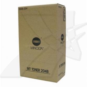 Konica Minolta originální toner 8936204, black, 23000str., MT204B, Konica Minolt
