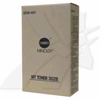 Konica Minolta originální toner 8936404, black, 22000str., MT302B, Konica Minolta Di200, 250, 251, 350, 351, 2x413g