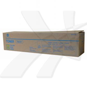 Konica Minolta originální toner TN210Y, yellow, 12000str., 8938510, Konica Minol