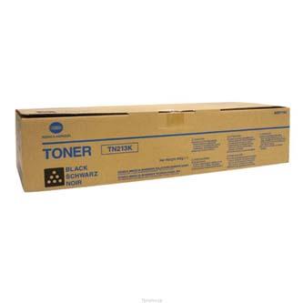 Konica Minolta originální toner TN213BK, black, 24500str., A0D7152, Konica Minol