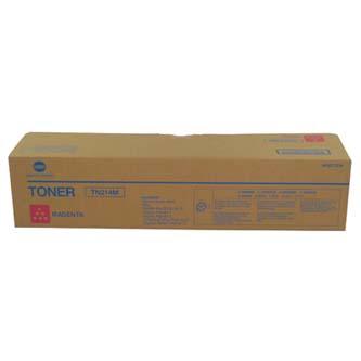 Konica Minolta originální toner TN214M, magenta, 18500str., A0D7354, Konica Mino