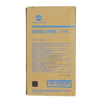 Konica Minolta originální developer A04P600, black, 200000str., DV-610K, Konica Minolta Bizhub Pro C6500, C5500, C5001, C6501