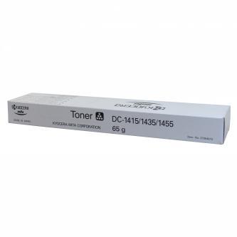 Kyocera originální toner 37054010, black, 2000str., Kyocera DC-1415, 1435, 1455, 65g