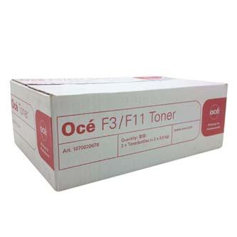 Oce originální toner 1060040123, 1070020678, 7431B003, black, TYP F3/F11, Oce 3045, 3055, 2x800g, O