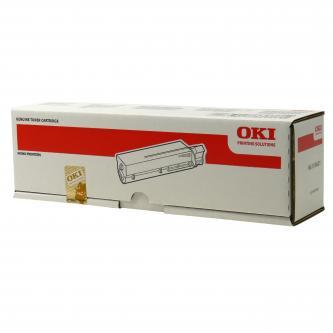 OKI originální toner 44574702, black, 3000str., OKI B411, B431