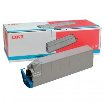 OKI originální toner 41515211, cyan, 15000str., OKI C9000, 9200n, dn, 9400, TYP C3