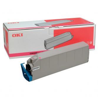 OKI originální toner 41515210, magenta, 15000str., OKI C9000, 9200n, dn, 9400, TYP C3