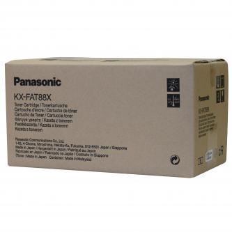 Panasonic originální toner KX-FA88E, black, Panasonic KX-FL403, O