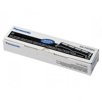 Panasonic originální toner KX-FA88X, black, Panasonic KX-FL403, O